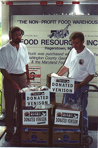 Southern Maryland Calvert County Food Bank